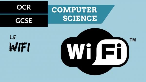 OCR GCSE SLR1.5 WiFi
