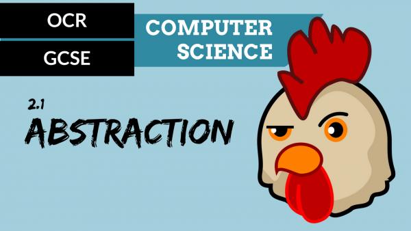 OCR GCSE SLR2.1 Abstraction