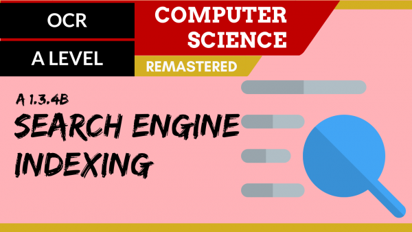 OCR A'LEVEL SLR12 Search engine indexing