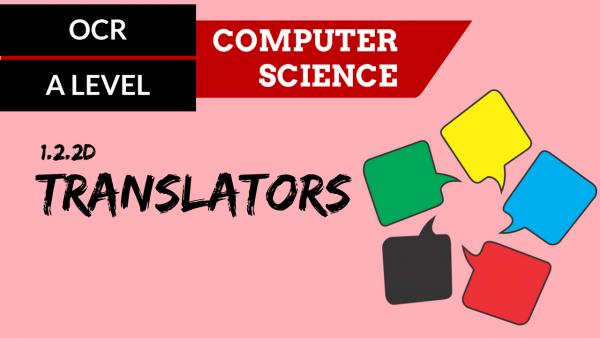 OCR A'LEVEL SLR05 Translators