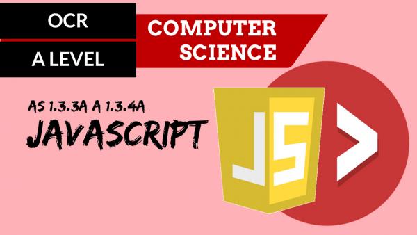 OCR A'LEVEL SLR12 JavaScript