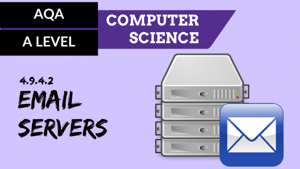 AQA A'Level SLR22 Email servers
