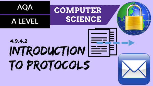 AQA A'Level SLR22 Introduction to protocols