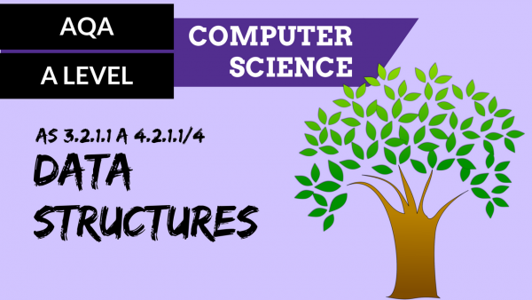 AQA A'Level SLR04 Data structures