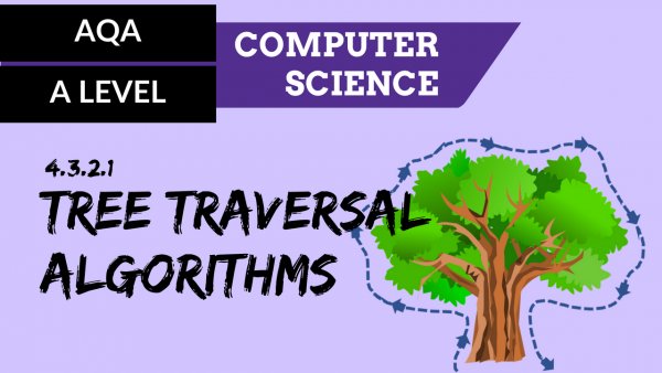 AQA A'Level SLR05 Tree traversal algorithms