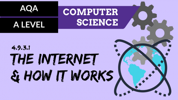 AQA A'Level SLR21 The Internet and how it works