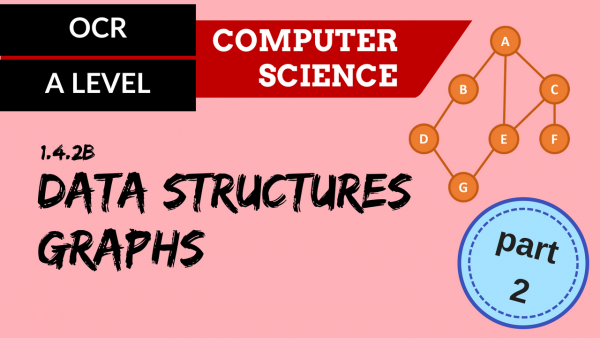 OCR A'LEVEL SLR14 Data Structures Part 2 Graphs