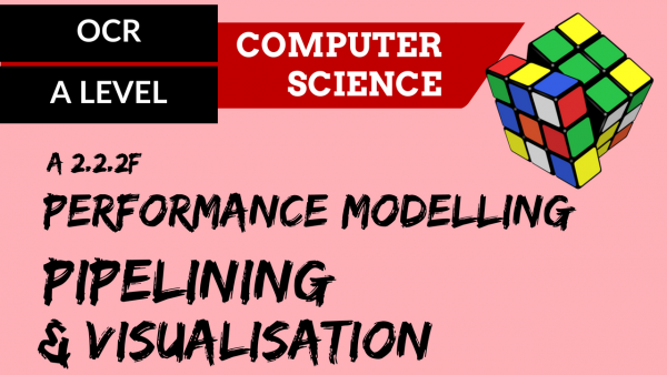 OCR A'LEVEL SLR24 Performance modelling, Pipelining & Visualisation