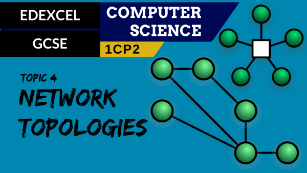 GCSE EDEXCEL Topic 4 Network topologies