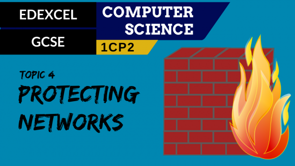 GCSE EDEXCEL Topic 4 Method of protecting networks